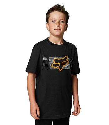 T-Shirt Fox Mirer - Black - boy´s