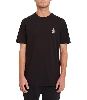 tričko Volcom Iconic Stone - Black