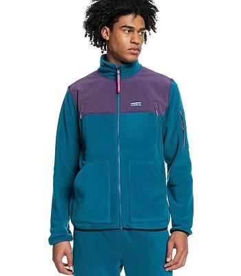 sweatshirt Quiksilver New Latitude Polartec Zip - BYD0/Poseidon - men´s