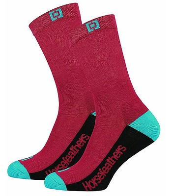 ponožky Horsefeathers Dea Crew - Persian