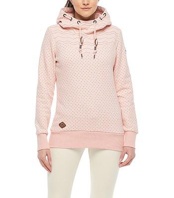 mikina Ragwear Nuggie Sweat - 4005/Coral