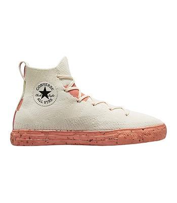 chaussures Converse Renew Chuck Taylor All Star Crater Knit Hi - 171493/Egret/Healing Clay/Cedar Bark