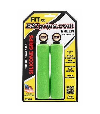 uchwyty ESIgrips Fit XC - Green