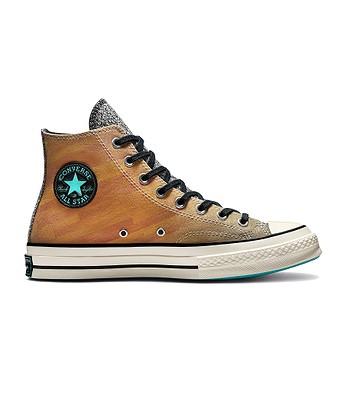 chaussures Converse Chuck 70 NBA Jam - 171692/Brown/Solar Red/Electric Aqua