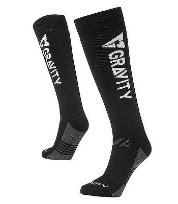 chaussettes Gravity Icon - Black - men´s