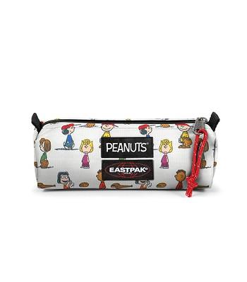 case Eastpak Benchmark Single - Peanuts Baseball