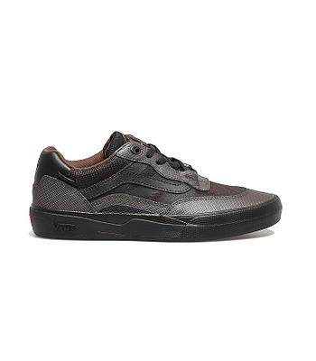 chaussures Vans Wayvee - Justin Henry/Coffee Bean - men´s