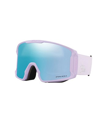glasses Oakley Line Miner L Chloe Kim - Prizm Snow Sapphire Irisium/Purple - women´s