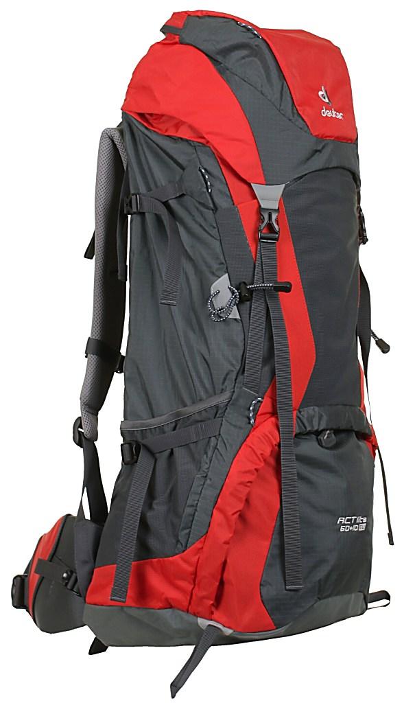 arriving order online new arrive backpack Deuter ACT Lite 60+10 EL - Granite/Fire - Snowboard ...