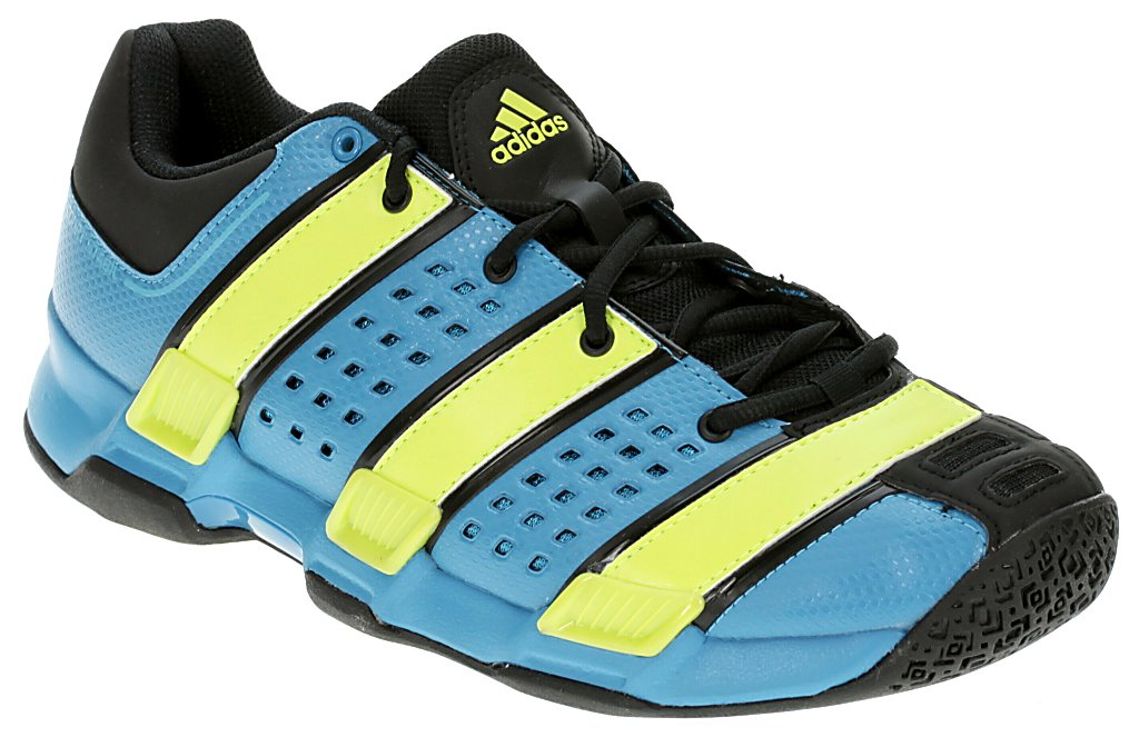 shoes Adidas Court Stabil 5 - Shatte Blue//Electric/Black1 ...