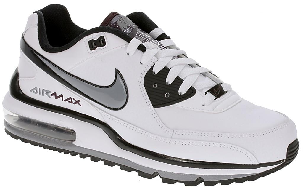 the latest 81719 24d48 boty Nike Air Max LTD II - White/Stealth/Black/Deep Burgundy - Snowboard  shop, skateshop - blackcomb.cz