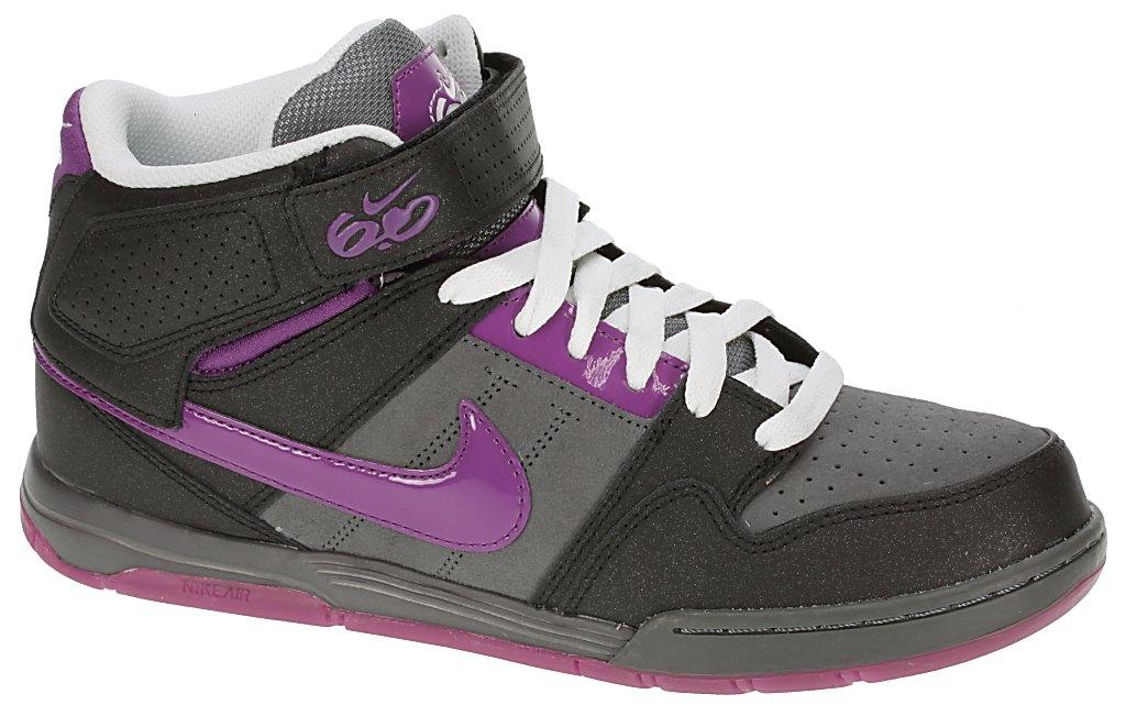 6b1bc5d6df8 boty Nike 6.0 Air Mogan Mid 2 - Black Bold Berry Dark Gray -  skate-online.skate-online.cz