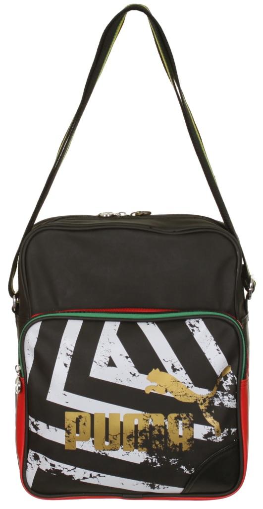 bag Puma Jamaica Lifestyle Flight - Black Ribbon Red White - Snowboard  shop ea5206c00d51e