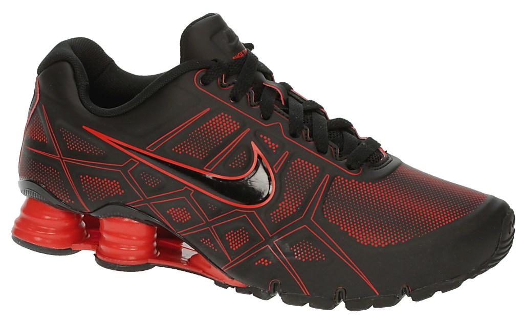 061d0214313e boty Nike Shox Turbo XII SL - Black Black Challenge Red Neutral Gray -  Snowboard shop