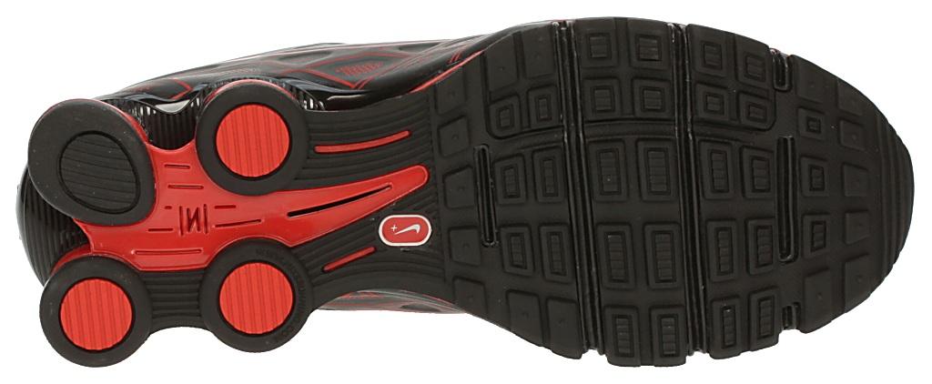 7a2614ac288e ... boty Nike Shox Turbo XII SL - Black Black Challenge Red Neutral Gray ...