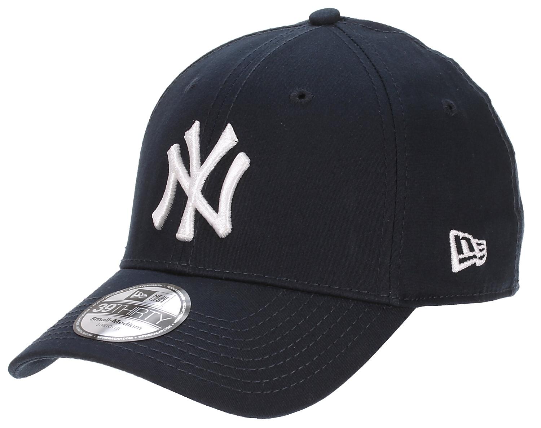 d3c9581bc šiltovka New Era 39T League Basic MLB New York Yankees - Navy/White ...
