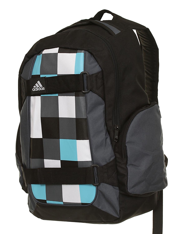 batoh Adidas BP Skate Check - Black Dark Onix White - skate-online.skate -online.cz a7700b816b1b2