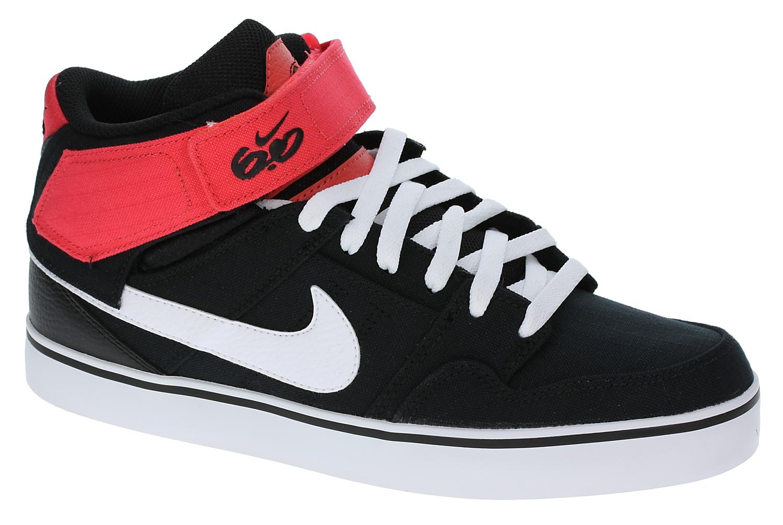 économiser 5c4dc d83f9 shoes Nike 6.0 Mogan Mid 2 SE - Black/White/Infrared ...