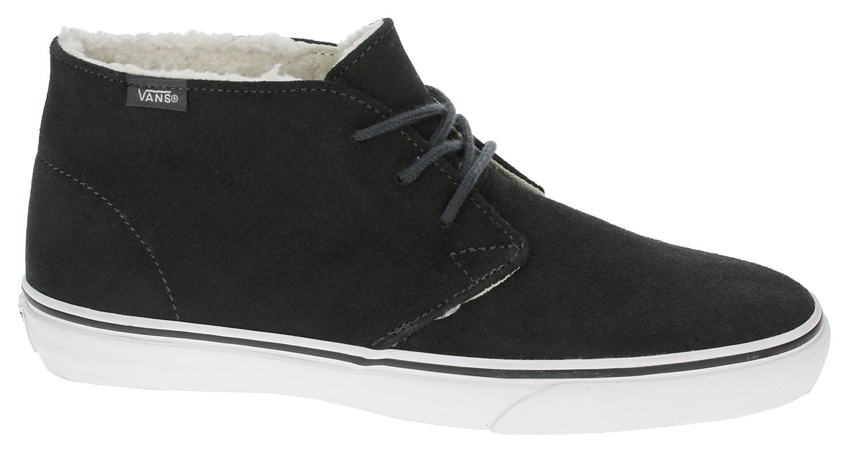 51e49ac2de shoes Vans Chukka Decon - Fleece Lining Dark Shadow - Snowboard shop ...