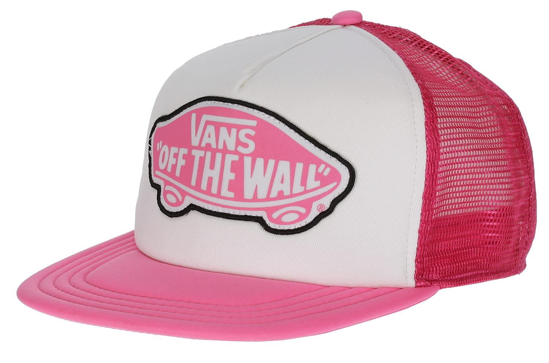 e84a339c4 šiltovka Vans Beach Girl Trucker - Neon Pink - skate-online.skate-online.sk