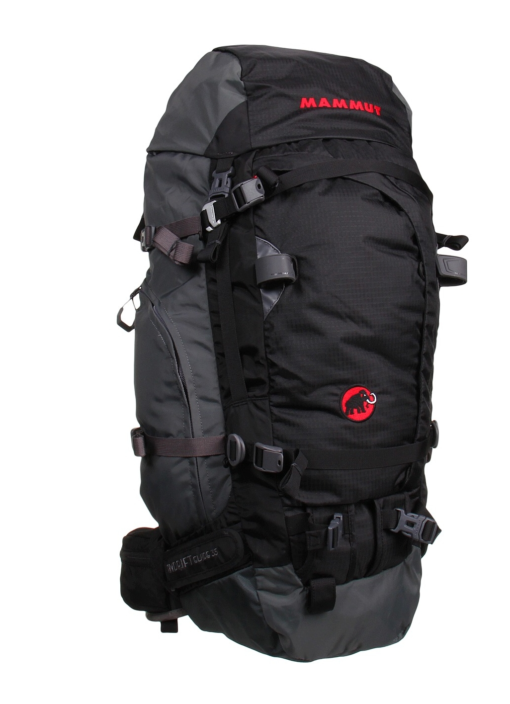 closer at classic styles top quality backpack Mammut Spindrift Guide 35 L - Black/Smoke ...