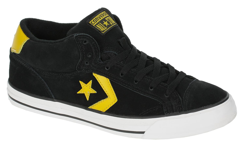 9f7296ad5c44 shoes Converse Rune Pro II Mid 136901C - Black Citrus White - Snowboard  shop