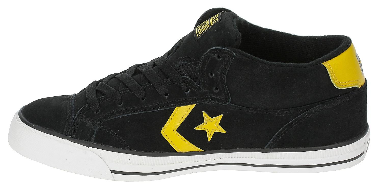 53fd3227c294 ... shoes Converse Rune Pro II Mid 136901C - Black Citrus White ...