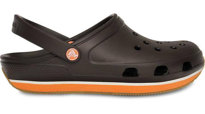 98f05c4998664 shoes Crocs Retro Clog - Espresso/Pumpkin - Snowboard shop, skateshop -  snowboard-online.eu