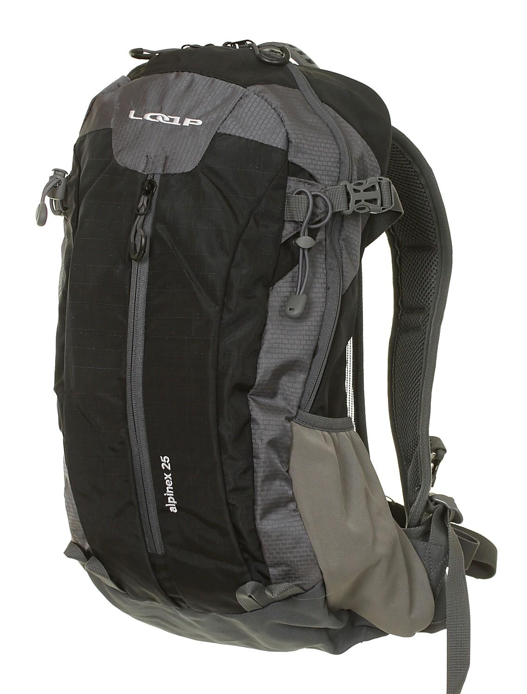 batoh Loap Alpinex 25 - V11T/Black/Gray 25 L