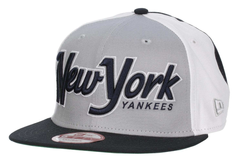 šiltovka New Era 9FI Snap It Back 2 Block MLB New York Yankees - Team ... ea2e4d0c8ef