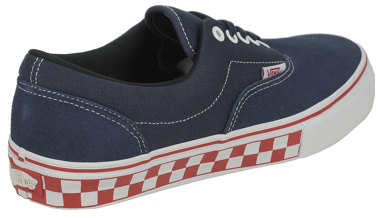 1e970ba6cb shoes Vans Era Pro - Foxing Checkers Navy Red - Snowboard shop ...