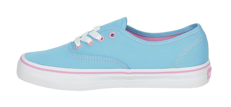 boty Vans Authentic - Pop/Aquarius/Prism Pink - boty-boty.cz