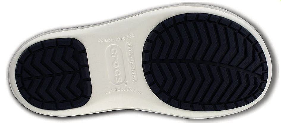 boty Crocs Crocband II.5 Winter - White/Navy