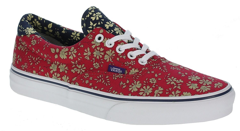 c82dabedf3 boty Vans Era 59 - Liberty Floral Red - Snowboard shop