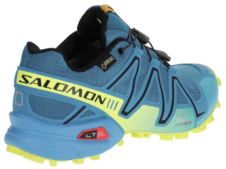 Salomon Speedcross 3 Goretex Darkness Blue Methyl Blue