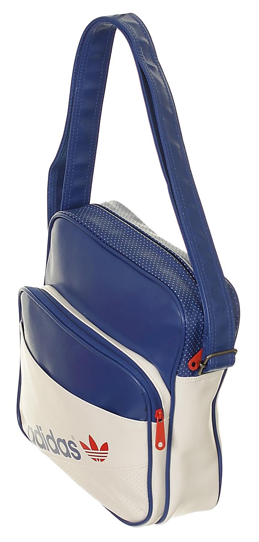 8d323f046ef1 ... taška adidas Originals Sir Bag Perf - Running White Collegiate  Royal Collegiate Red ...