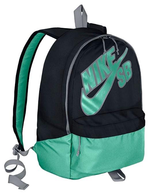 7202b659e6 batoh Nike SB Piedmont - 036 Black Cool Gray Crystal Mint - batohy-online.cz