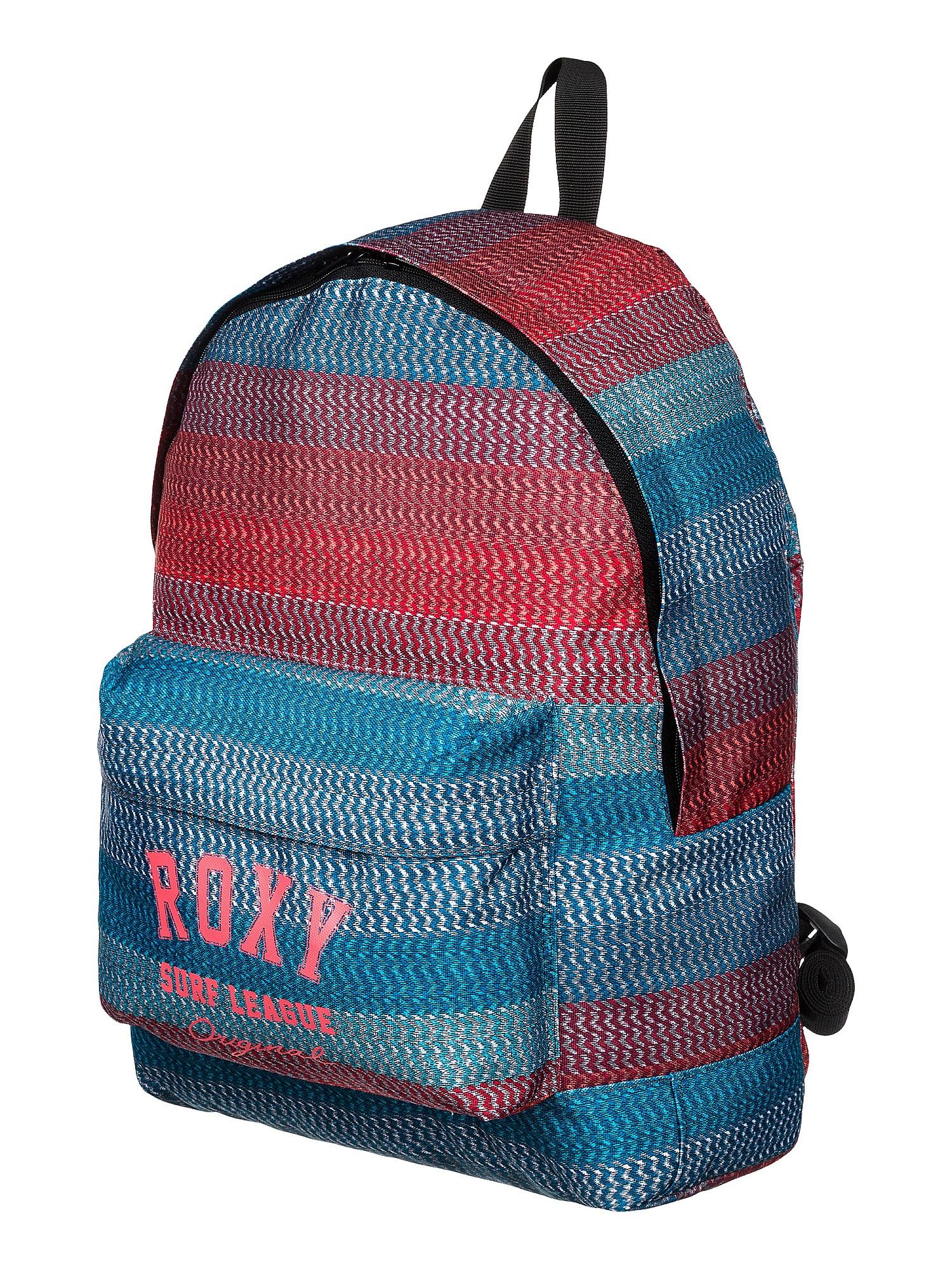 batoh Roxy Sugar Baby Girl - BRW6 Panama Zigzag Stripes Moroccan 16 L 94366cd2f3