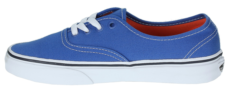 c8e04f3d30b shoes Vans Authentic - Pop Strong Blue Nasturtium - Snowboard shop ...