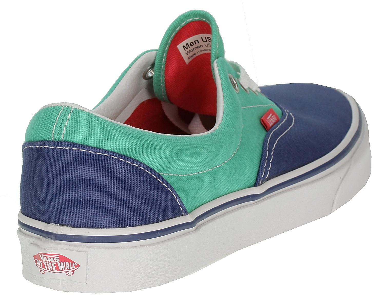 8291c14b1b shoes Vans Era - 2 Tone STV Navy Aqua Green - Snowboard shop ...