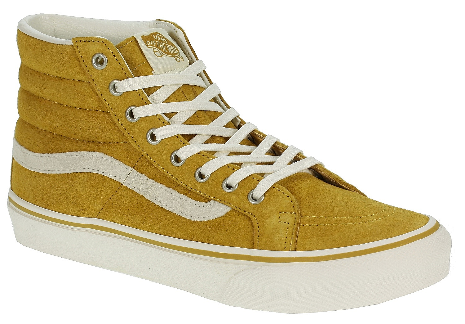 00e81d59d3 shoes Vans Sk8-Hi Slim - Scotchgard Amber Gold Marshmallow - Snowboard  shop