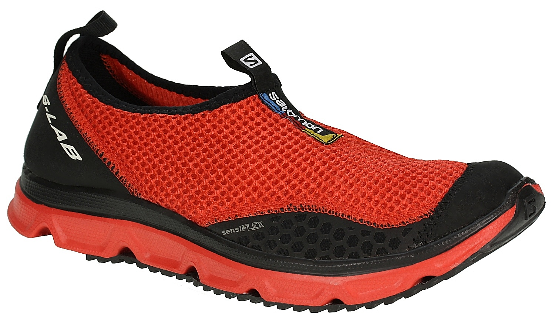shoes Salomon S Lab RX 3.0 Racing RedBlackWhite
