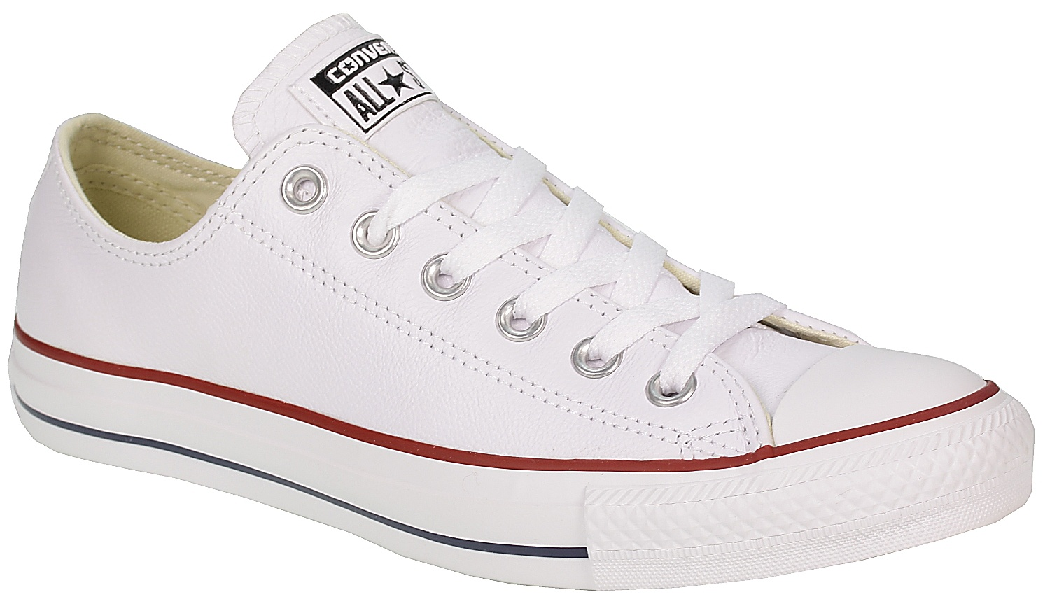 0ba3d1ff2df5 boty Converse Chuck Taylor All Star Leather OX - 132173 White - Snowboard  shop