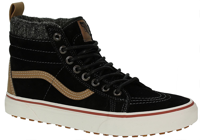 31840c0d06 Vans Sk8-Hi MTE Shoes - MTE Black Tobacco Brown - Snowboard shop ...