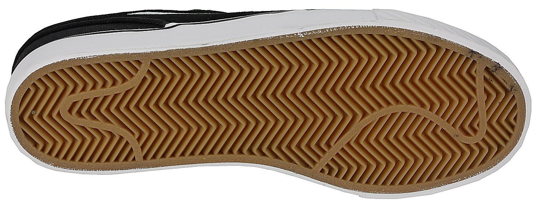 shoes Nike SB Stefan Janoski GS - Black/White/Gum/Medium Brown