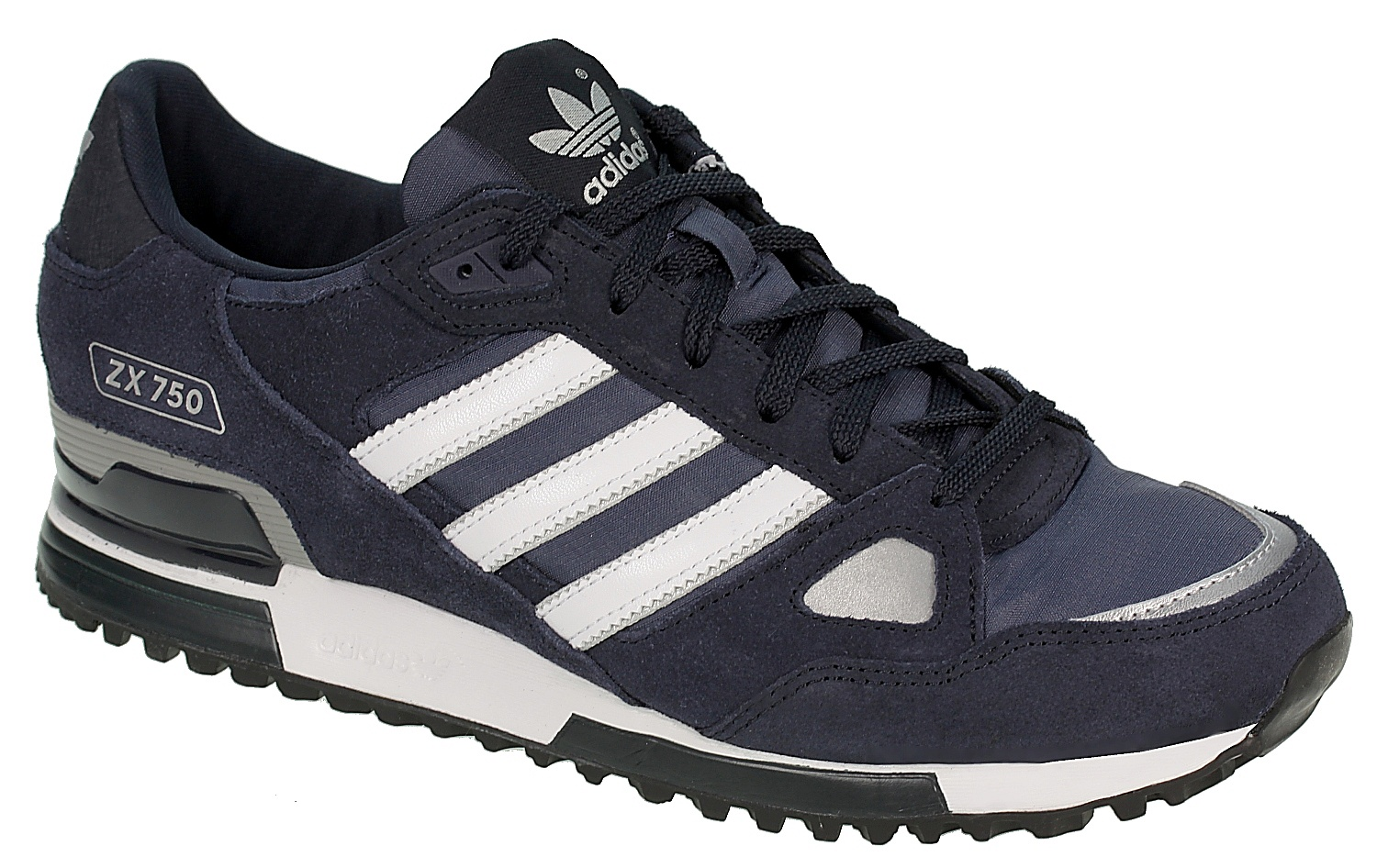 best sneakers 715ab 035b8 topánky adidas Originals ZX 750 - New Navy/White/Night Navy ...