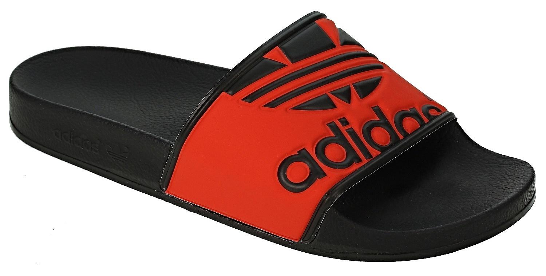 fddd13ff8abf53 sandály adidas Originals Adilette Trefoil - Core Black Red Core Black -  Snowboard shop