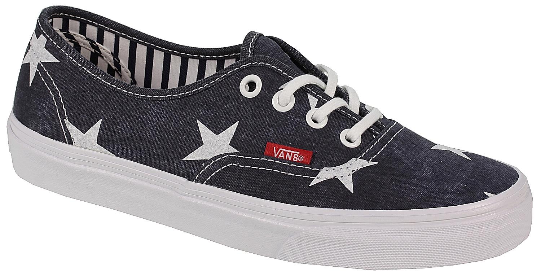 a8d85cb5fa shoes Vans Authentic - Stars   Stripes True White - Snowboard shop ...