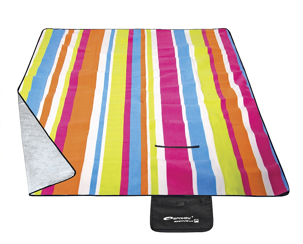 deka Spokey Picnic Rainbow - K831332/Multicolor one size