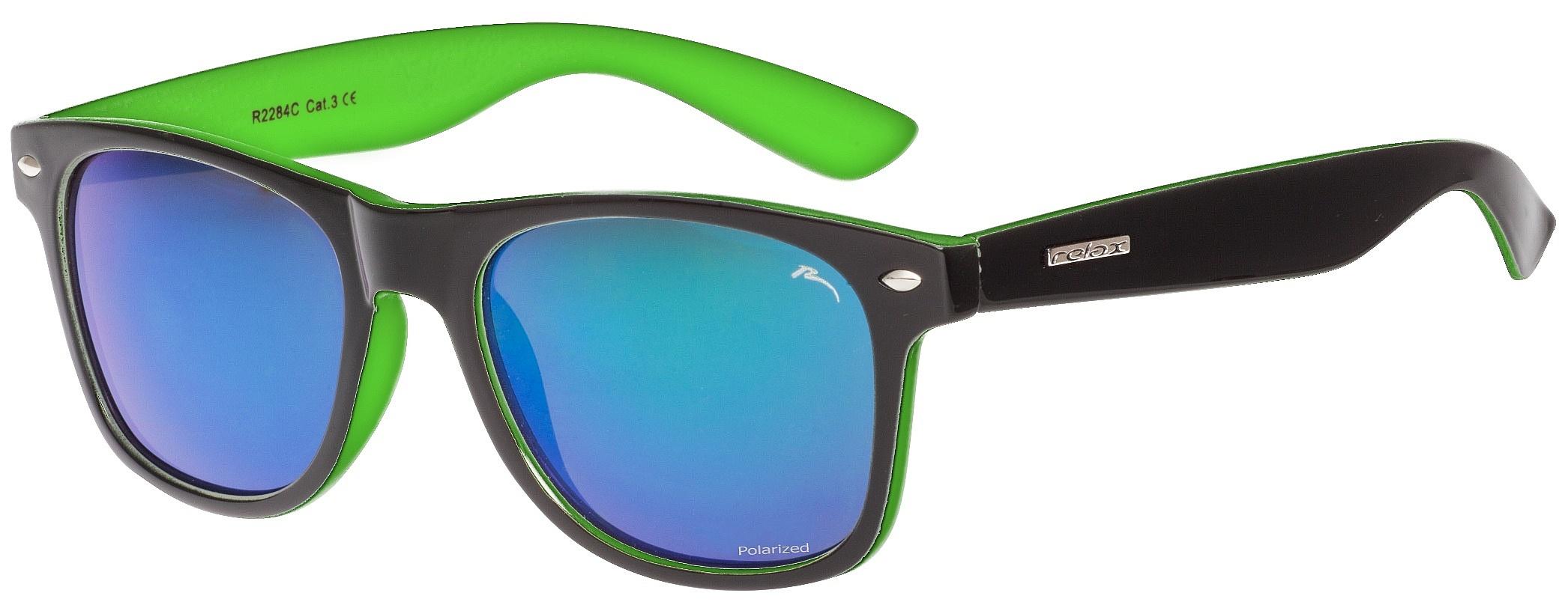 brýle Relax Chau - R2284C/Polarized one size
